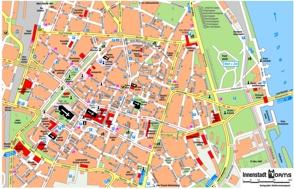 Innenstadt Worms